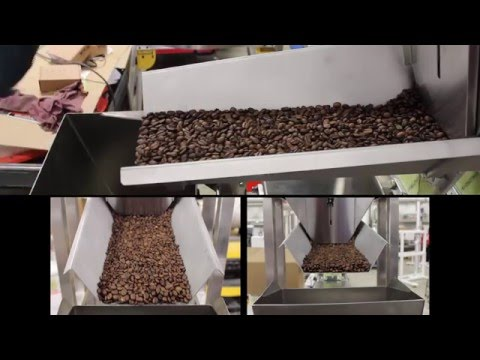 Vibratory Filler | VF100-E | Product Demonstration | All-Fill Inc. - All-Fill Vibratory Filler Scales - sold by Package Devices LLC