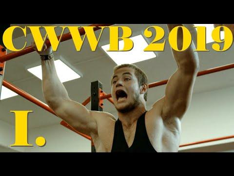 Czech Weighted Workout Battle (CWWB) 2019 - PART I
