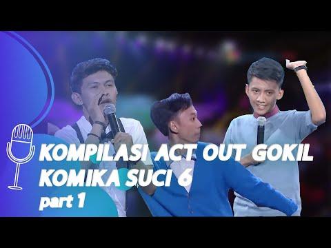 kompilasi stand up comedy indra jegel fajar nugra dan gebi ramadhan act out perform total