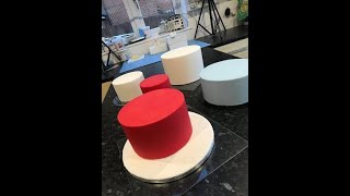 How To Get Sharp Edges On Your Cakes In Minutes