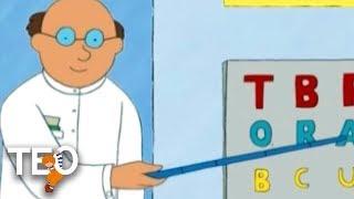 TEO -  Teo y Pablo visitan al médico | Mejor Momento