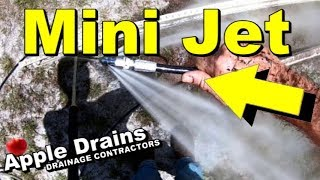 How to Jet Clean a Drain