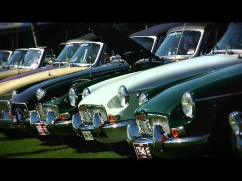 MG Car Club Anniversary Event