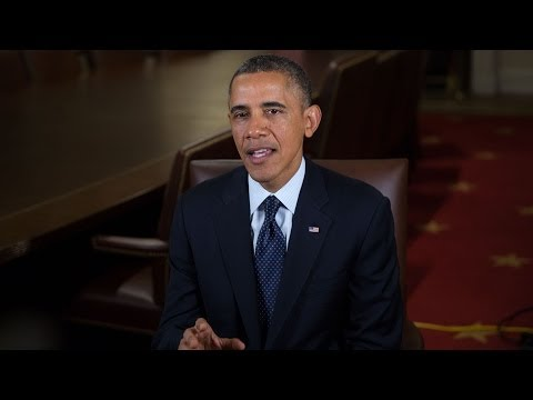 Watch: President Obama's Weekly Address