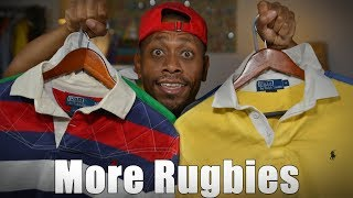 How To Build A Ralph Lauren Collection - More Rugbies