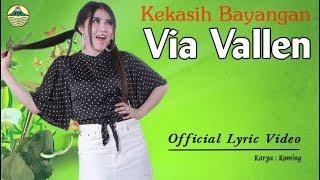 Kekasih Bayangan - Via Vallen (OM. Sera)  |  Lyric   #music
