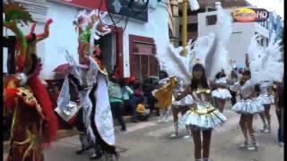preview picture of video 'Video Oficial Candelaria 2014 - Espectacular Diablada Bellavista'