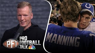 Chris Simms dissects impact of the 2006 'Manning Bowl' | Football Week in America | NBC Sports