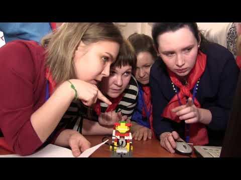 Молодежные профессиональные педагогические игры в Алтайском крае (видео)