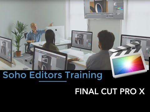 Final Cut Pro X Courses in London