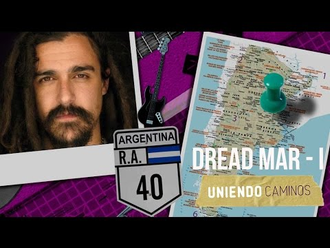 Dread Mar I video Uniendo Caminos - Programa 4 - 2012