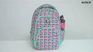"""Рюкзак Kite Education K20-905M-3 от компании Интернет-магазин """"Радуга"""" - школьные рюкзаки, канцтовары, творчество - видео"""