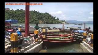 preview picture of video 'Andaman Sea Travel'