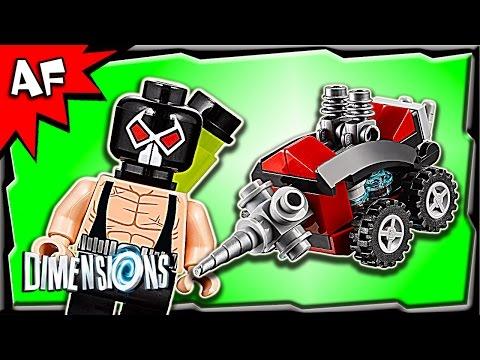 Vidéo LEGO Dimensions 71240 : Pack Héros : Bane