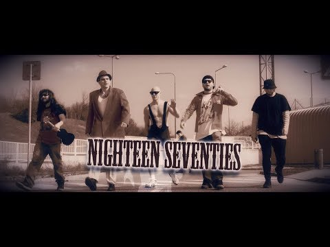 NighTeen SevenTies - NighTeen SevenTies - About a man (singel 2018)