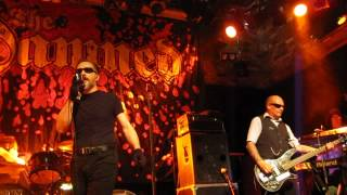 The Damned - Wait For The Blackout/Lively Arts live at the Brook Southampton 03/06/2015