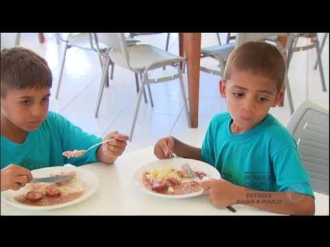 Crianças: principais vítimas da desnutrição no Brasil