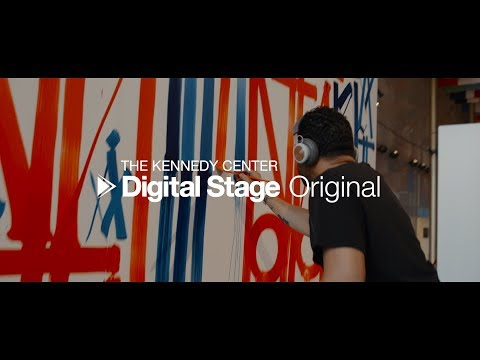 gratis download video - RETNA: From Graffiti To Fine Art (A Kennedy Center Digital Stage Original)