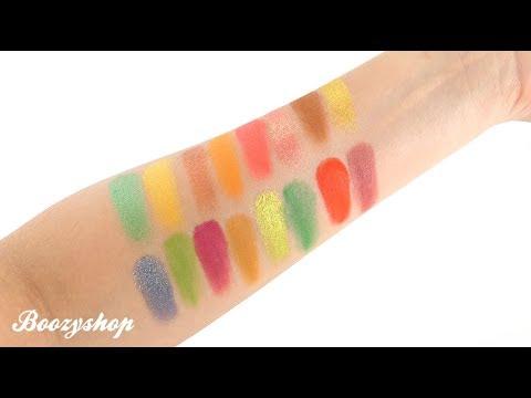 Glamlite Glamlite Hamburger Eyeshadow Palette