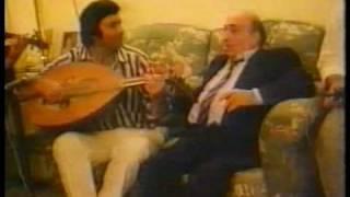 اغاني حصرية ابراهيم عزام يستضيف وديع الصافي وسيمون شاهين في بيته تحميل MP3