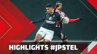 HIGHLIGHTS | Jong PSV - Telstar