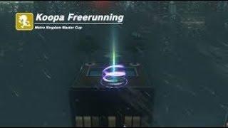 Metro Kingdom Koopa Freerunning Best Route