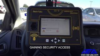 2015 FORD FOCUS BLADED KEY PROGRAMMING WITH ZED-FULL