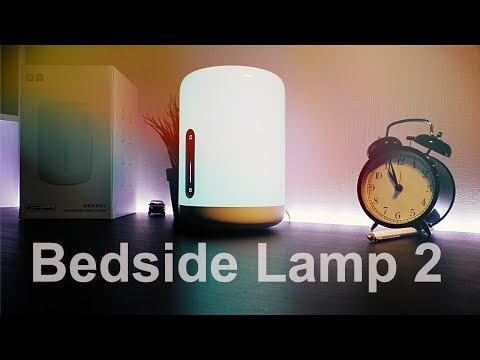 Обзор Xiaomi Mijia Bedside Lamp 2 | От «Румиком», магазина Xiaomi
