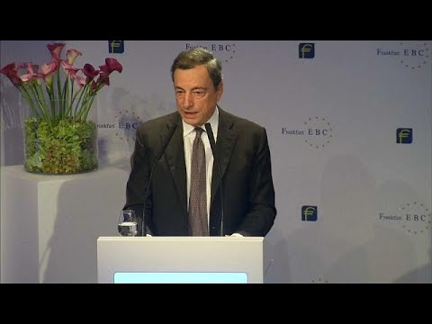 BC Europeu indica sólida expansão econômica na zona euro
