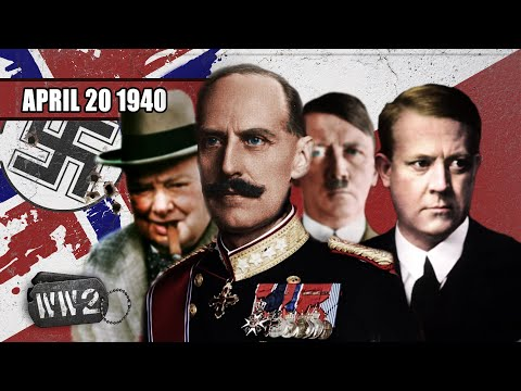 Boj o Norsko - Druhá světová válka