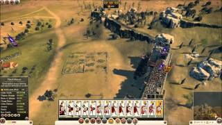 total war Rome 2 seige battle beta test 9.0 hotfix (build 9414.489846)