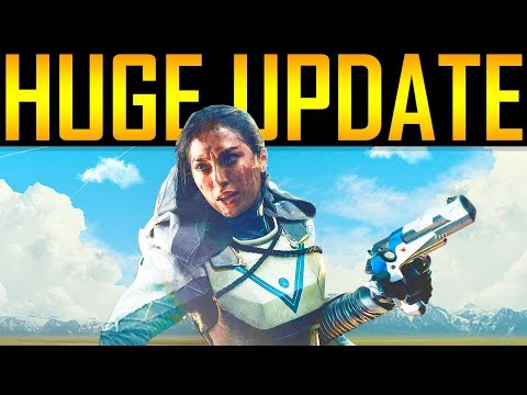 Destiny 2 - BIG GAME UPDATE! Quest Bug! New Secrets!