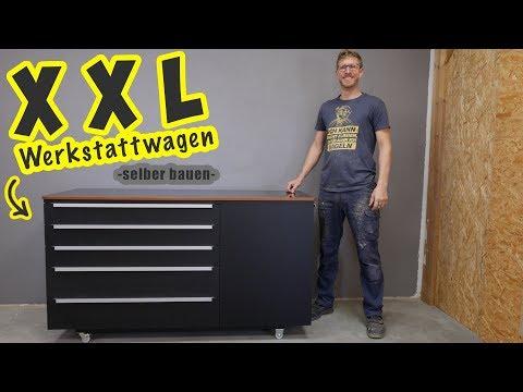 XXL Werkzeugwagen mit raffinierten Apothekerauszügen!  #1