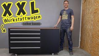 ROBUSTER XXL Werkzeugwagen mit RAFFINIERTEN Apothekerauszügen!  #1