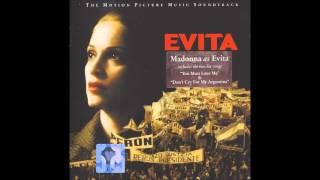 Madonna Rainbow Tour with Evita Cast