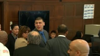 Aaron Hernandez found not guilty of 2012 double murder