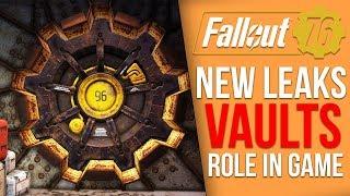 Hidden Files May Reveal Vault DLC for Fallout 76