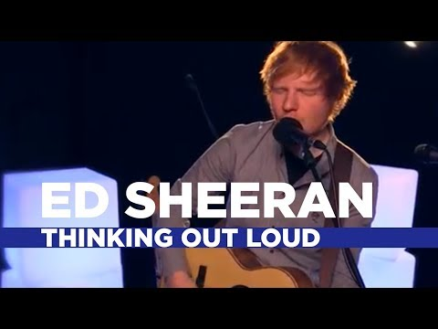 Ed Sheeran - Thinking Out Loud (Capital Session) mp3