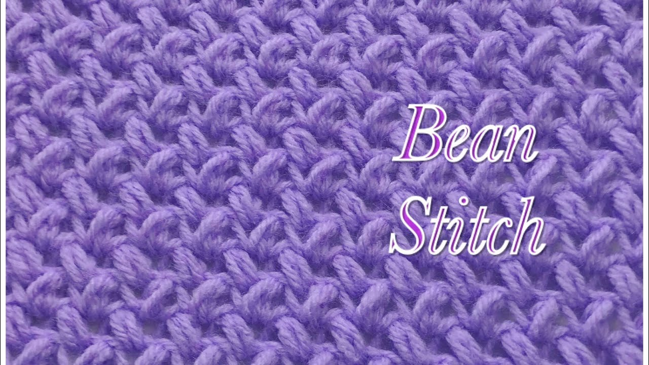 Download Youtube To Mp3 Bean Stitch Fast And Easy Crochet Stitch 31