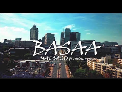 Music Video: Maccasio - Basaa feat. Article Wan