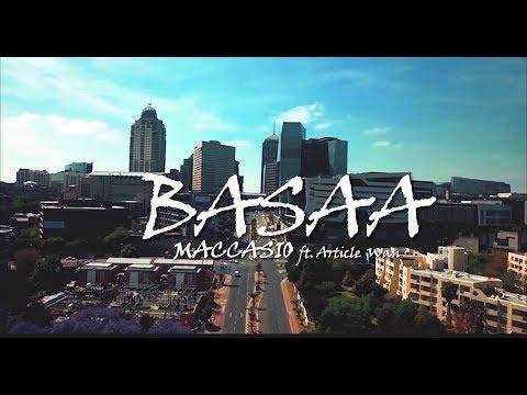 Music Video: Maccasio - Basaa feat. Article Wan
