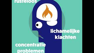 Animatie burn-out