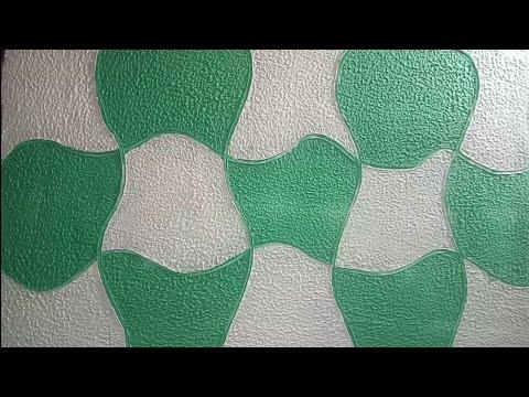 Texture JK wall putty crossroad design   Gaffartech
