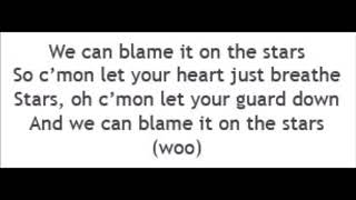 Blame It On The Stars - Andy Grammer (Lyrics)