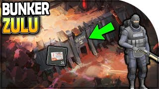 SECTOR Z (The CRATER + BUNKER ZULU CARD) - Last Day on Earth Survival