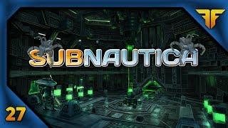 Fury Plays Subnautica | 27 - Alien Museum