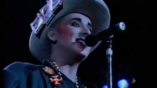 Boy George - Just Ain't Enough - Florence 1987
