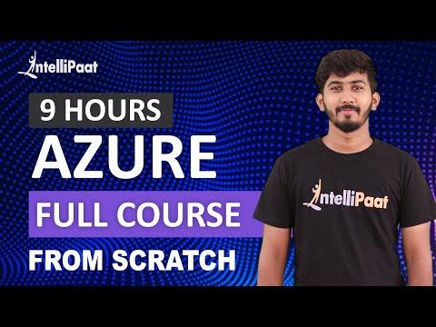 Azure Training   Azure Tutorial   Intellipaat - YouTube