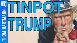 Trump: Tinpot Dictator? (w/ Noam Chomsky)