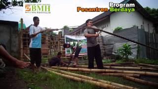 preview picture of video 'PESANTREN BERDAYA BMH MATARAM I'